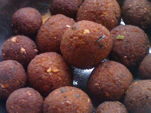 Radish Spicy Balls picture