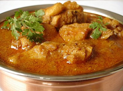 Spicy Chicken masala picture