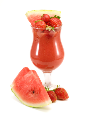 Strawberry and Watermelon Smoothie picture