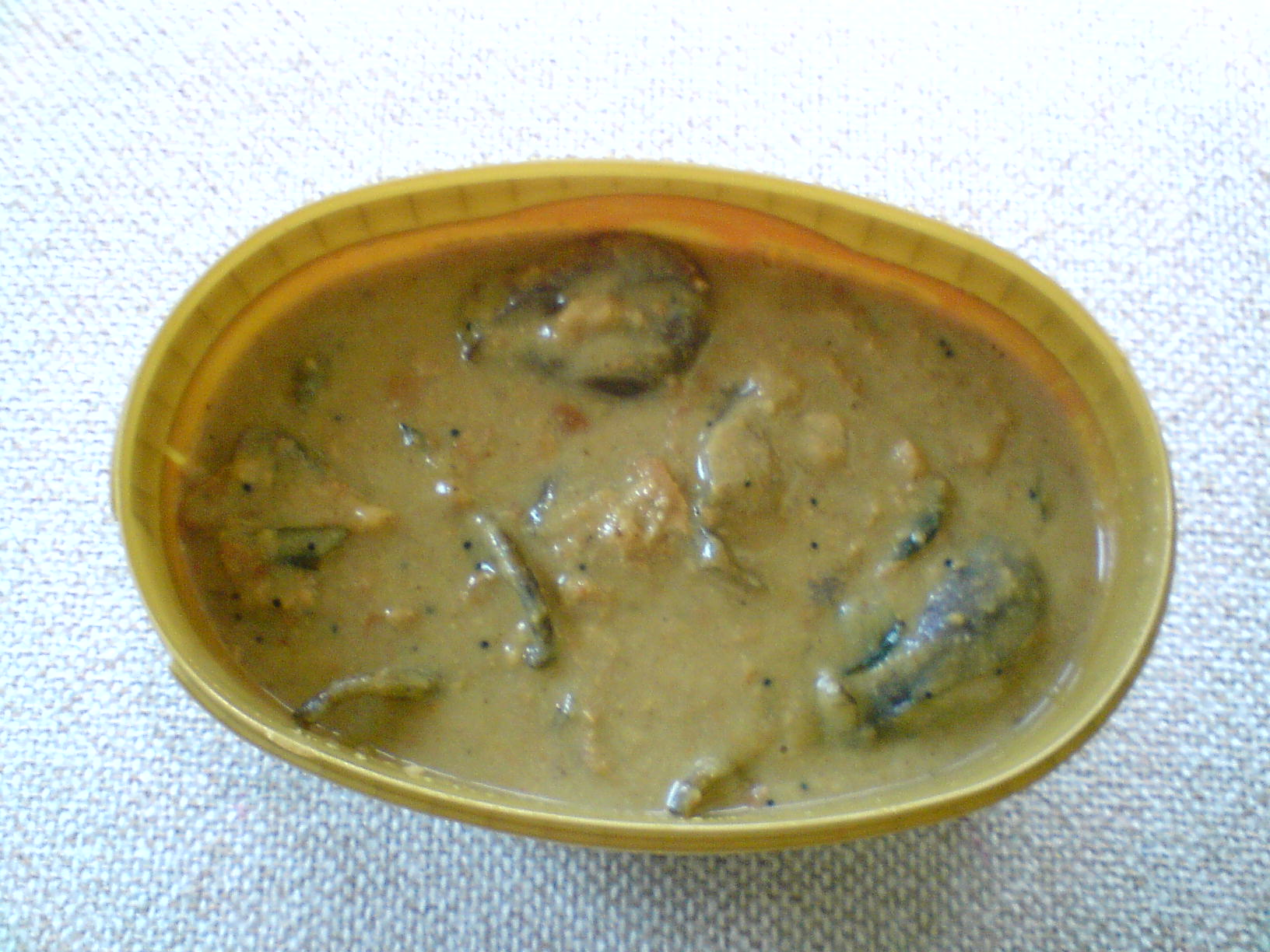 Stuffed Brinjal curry picture