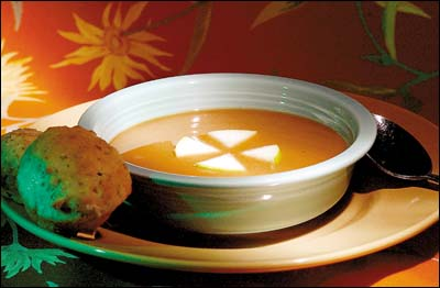 Sweet Potato Soup picture