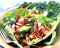 Tangy Steak Salad picture