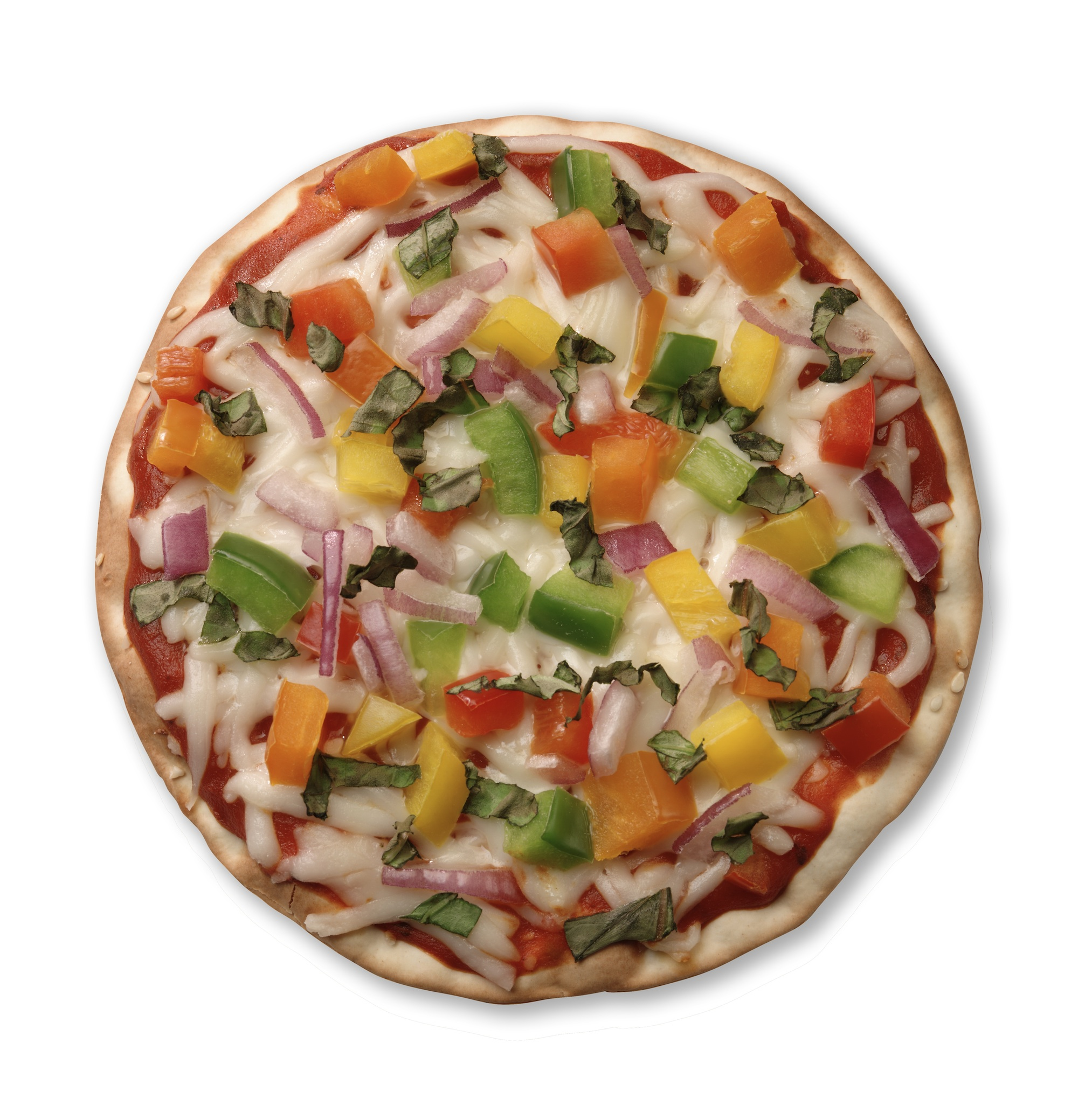 Garden Veggie Lahvosh Pizza picture