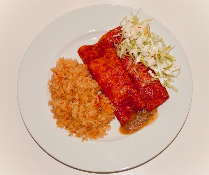 Chicken Enchiladas and Mexican Rice from Erica's Cocina ;O) picture