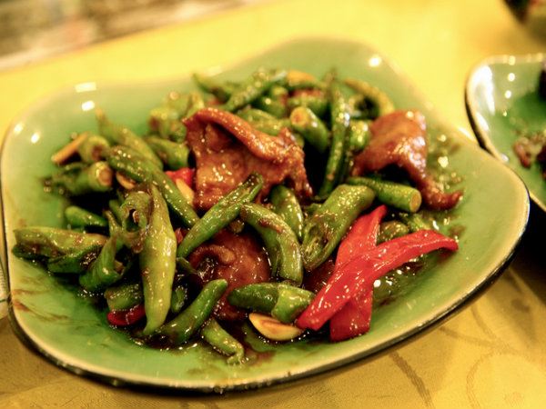 Asparagus With Beef picture