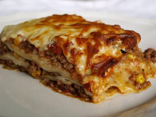 All American Cheese Lasagna picture