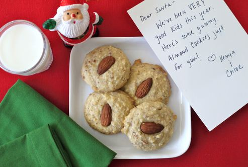 Holiday Almond Cookies for Kids picture