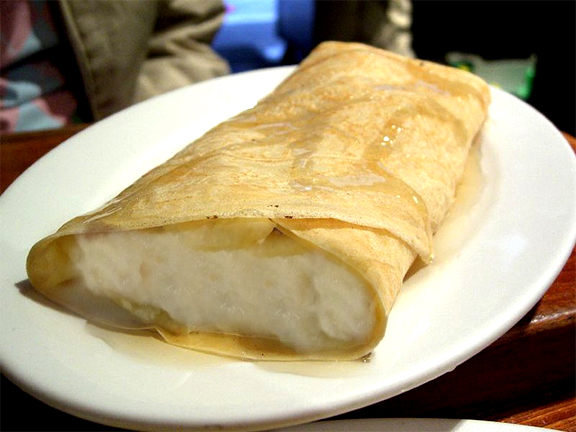 Almond Crepe picture