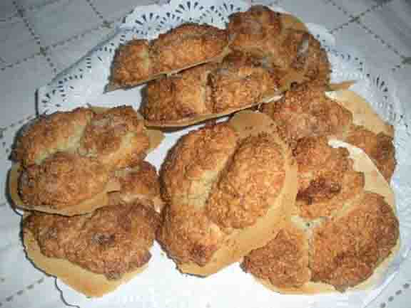 Almond Lace Cookies picture