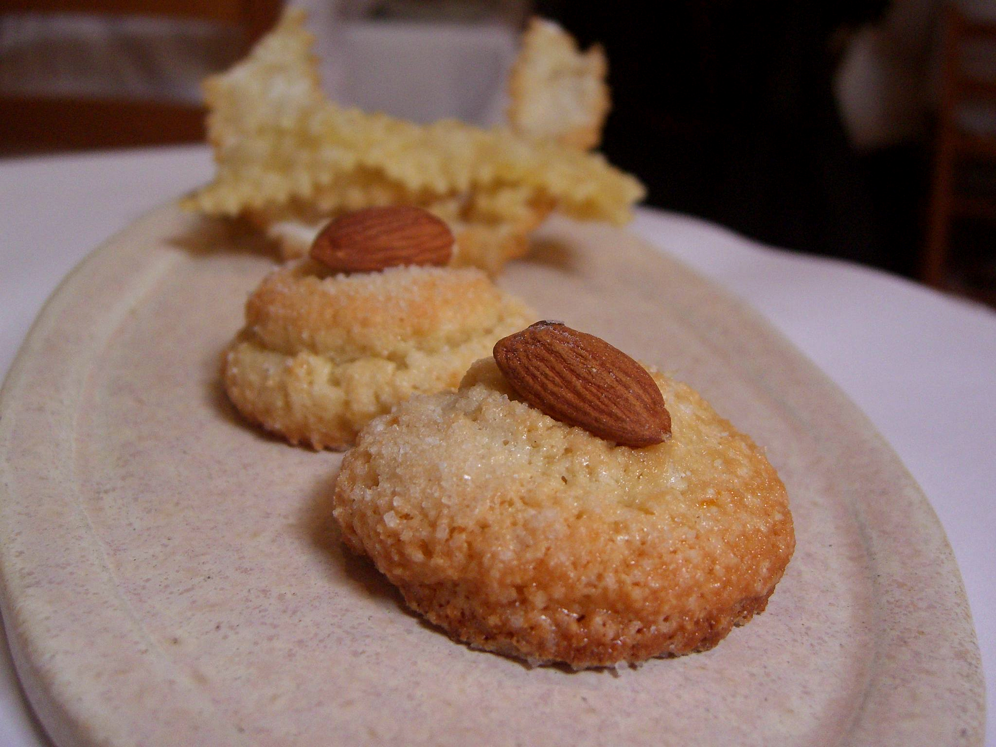Almond Roll Cookies picture