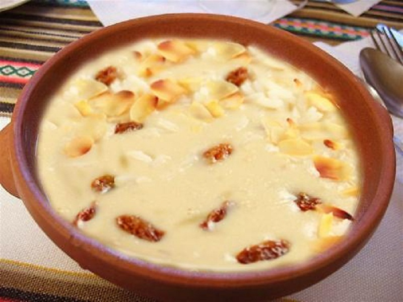 Almond Soup picture