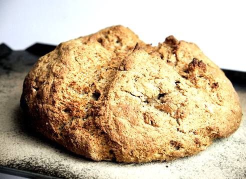 Almost Irish Soda Bread picture