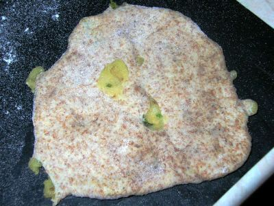 stuffed parantha picture