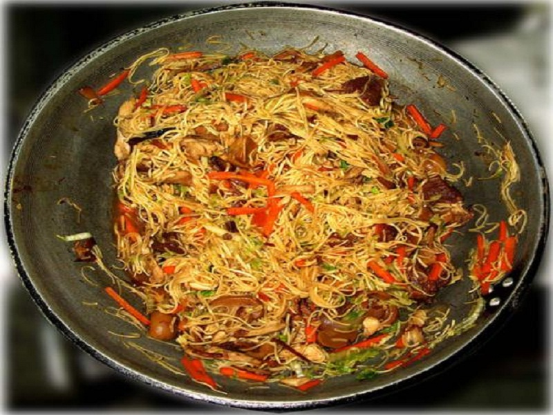 Angel Hair Stir Fry picture