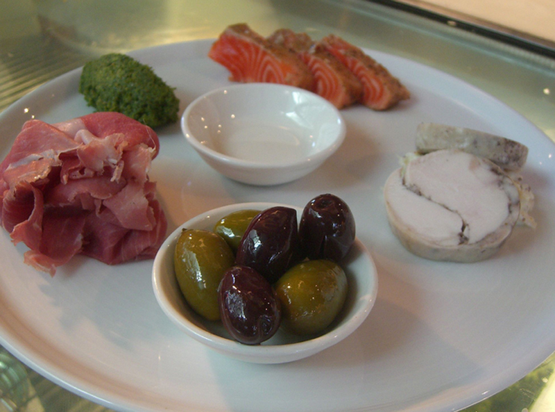 Antipasto Tray picture