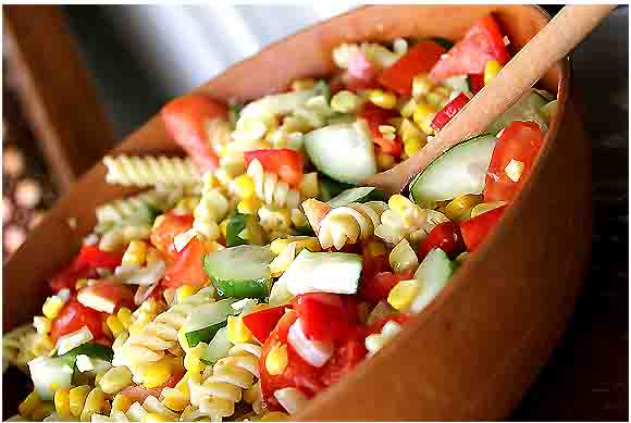 Antipasto Pasta Salad picture
