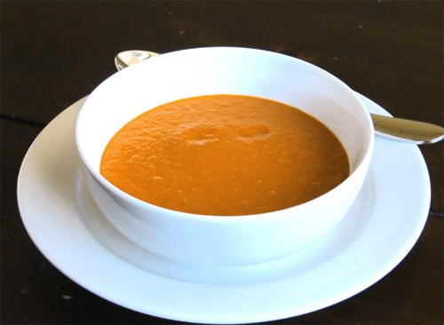 Appetizer Tomato Soup picture