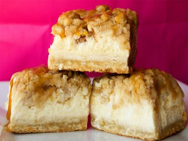 Apple Almond Bars picture