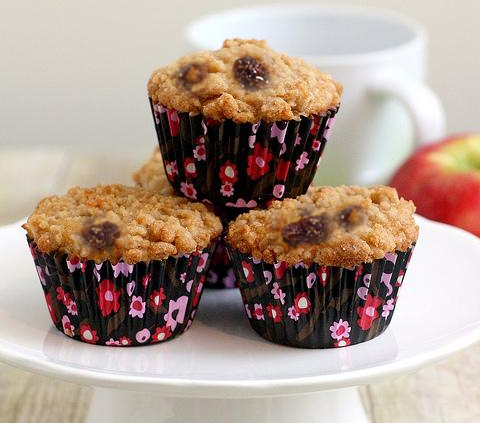 Apple Cider Muffins picture