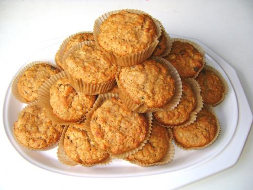 Apple Honey Muffins picture