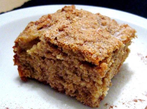Apple Sauce Cake picture