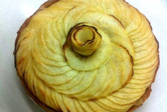 Apple Torte picture