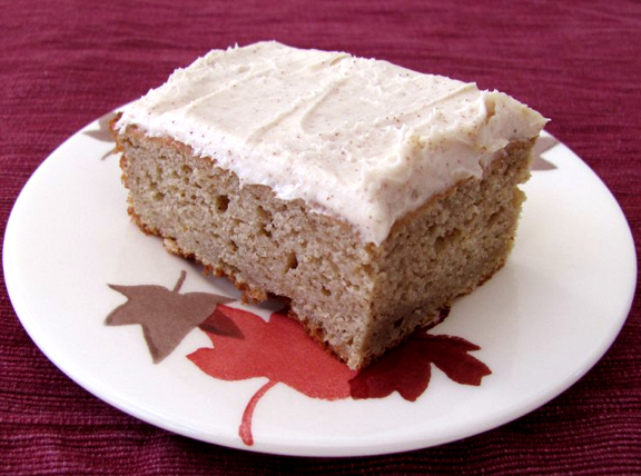 Swedish Apple Cake picture