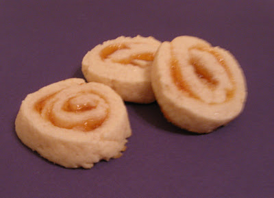 Apricot Pinwheel Slices picture