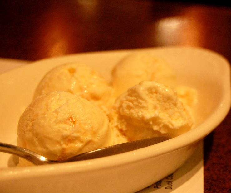 Apricot Ice Cream picture