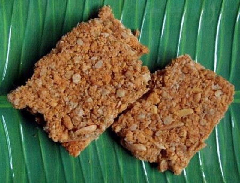 Apricot Oat Bars picture