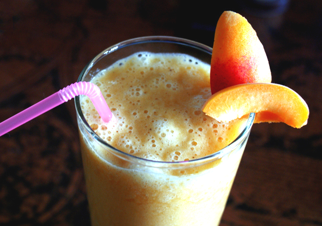 Apricot Smoothie picture