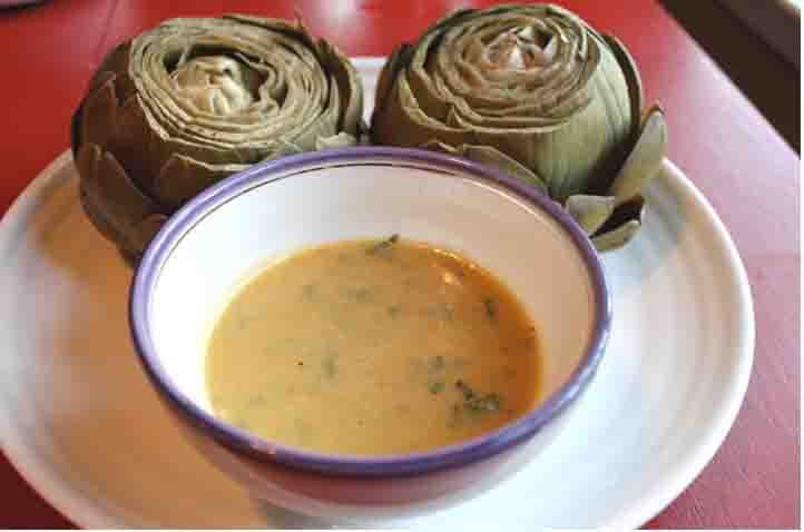 ARTICHOKE SOUP (Jerusalem) picture
