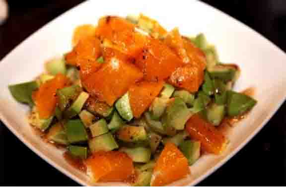Avocado Citrus Salad picture