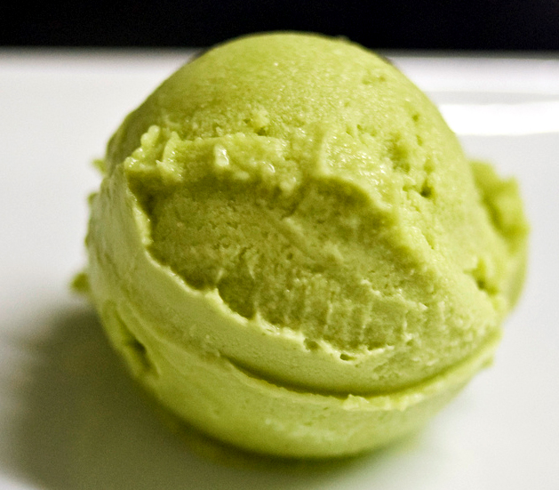 Avocado Ice Cream picture