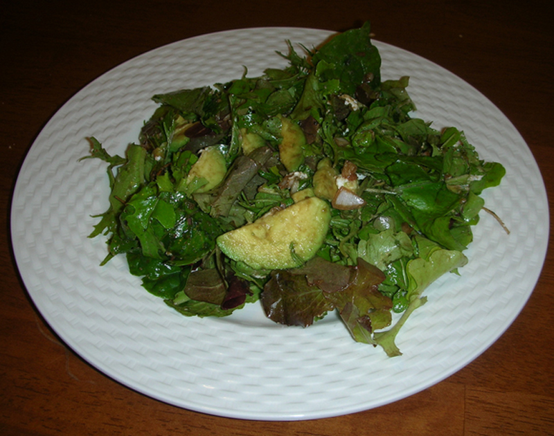 Appetizer Avocado Salad picture