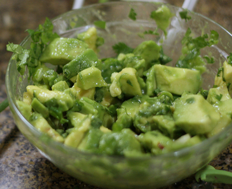 Avocado Salsa picture