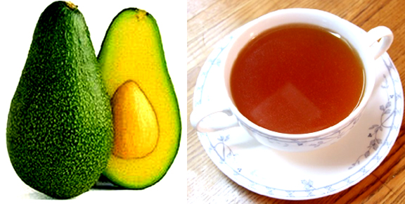Avocados With Consomme picture
