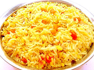 HOT AND SPICY RICE BY AMEESHA PATEL picture