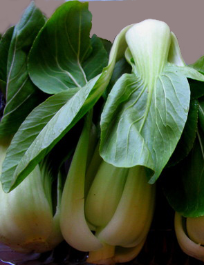 Garlic Baby Bok Choy picture