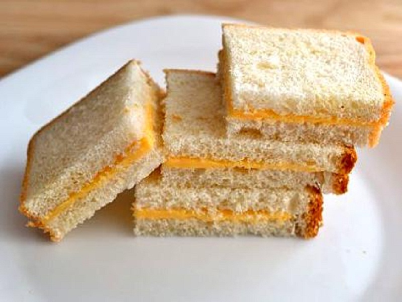 Baby Peanut Butter Sandwiches picture
