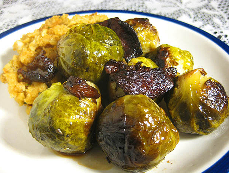 Dilled Brussels Sprouts picture