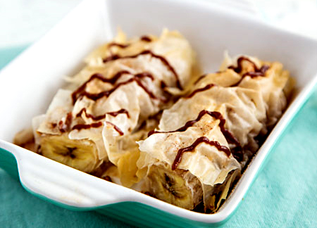 Baked Bananas In Phyllo picture