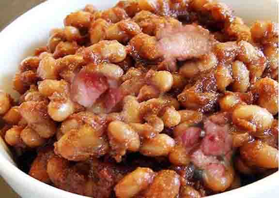 Baked Beans With Gusto    picture