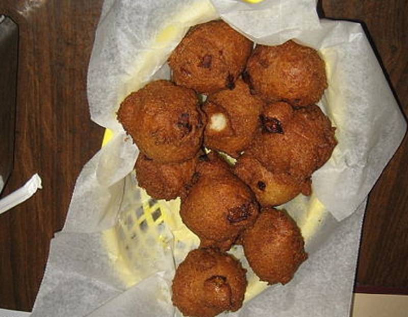 Baked Hush Puppies picture