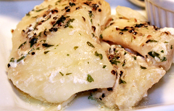 Baked Orange Halibut picture