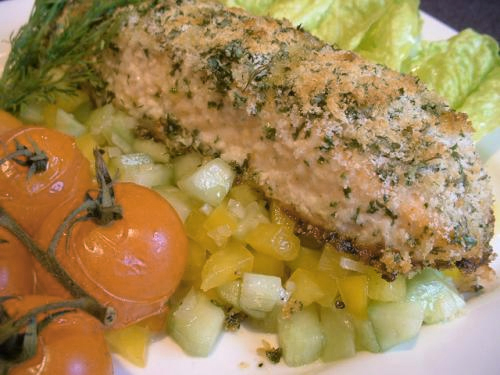 Baked Orange Roughy picture