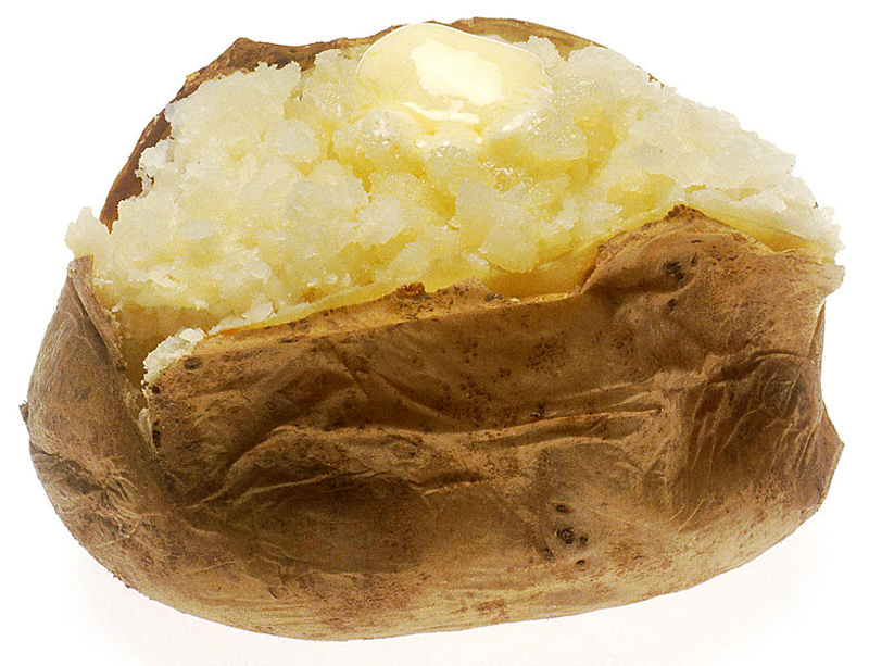 Baked Potatoes picture