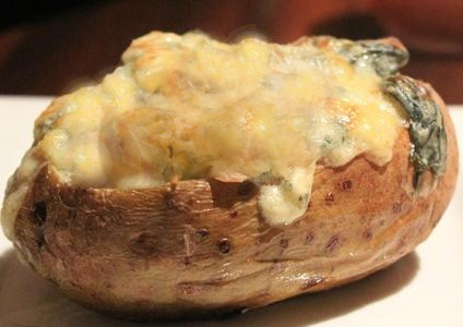 Baked Stuffed Potatoes picture