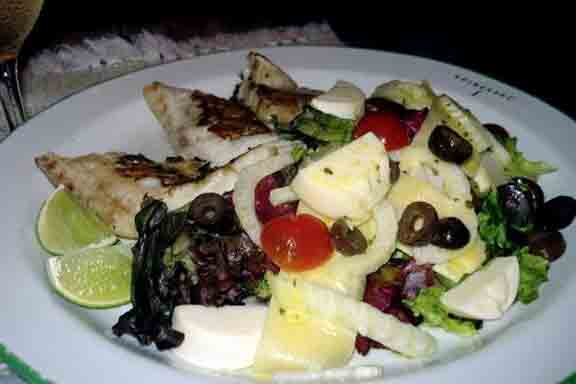 Baked Tilapia with Tomatoes and Olives  picture