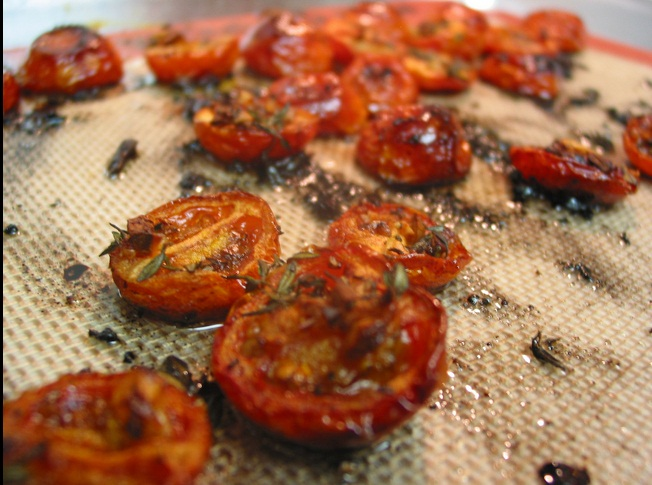 Baked Tomatoes picture